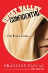 Review: Sweet Valley Confidential by Francine Pascal