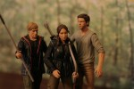 Here are my Hunger Games action figures...